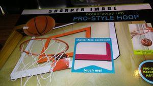 SHARPER IMAGE PRO STYLE HOOP BREAK AWAY RIM for Sale in West Palm Beach, FL