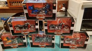 Die cast harley davidson motorcycle for Sale in Cranberry Township, PA