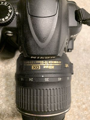 Nikon D3000 Digital Camera w/2 lenses $350 OBO for Sale in Lakewood, CO