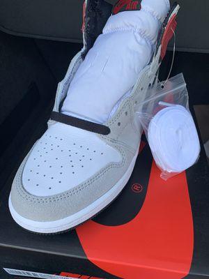 Jordan 1 Smoke Grey Size 7.5 New for Sale in Englewood, NJ