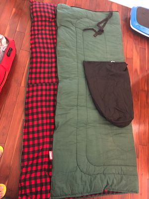 Coleman sleeping bag for Sale in Lake Forest, CA