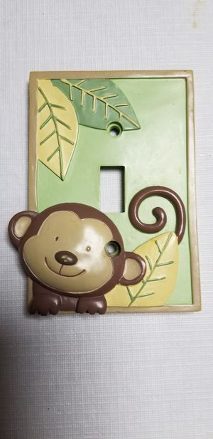LIGHT SWITCH COVER for Sale in Fountain Valley, CA