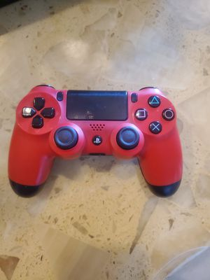 Sony Red Ps4 Controller for Sale in Fontana, CA