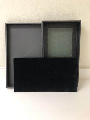 Jewelry Display trays with velvet inserts for Sale in Virginia Beach, VA
