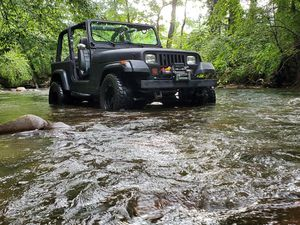 Jeep wrangler 1995 for Sale in Atlanta, GA