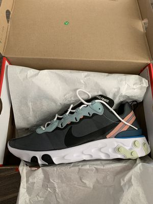 Nike react size 12 men's for Sale in Selma, CA