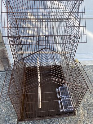 Parrot cage for Sale in Auburn, WA