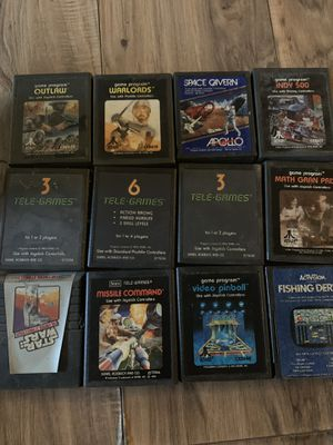 Atari cartridges for Sale in Philadelphia, PA