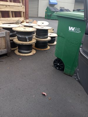 Steel cable wires for Sale in Seattle, WA