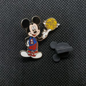 Disney Pin Mickey Mouse Professions Set - Basketball Player for Sale in Santee, CA