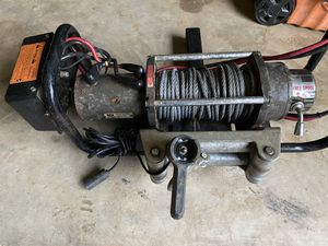 Warn Winch for Sale in Sherrills Ford, NC