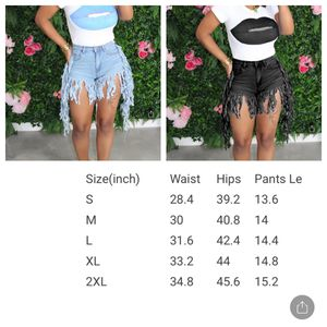 Size medium fringe shorts - two colors for Sale in Dallas, TX