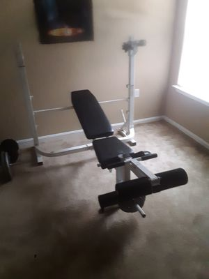 Steel free weights for Sale in Inwood, WV