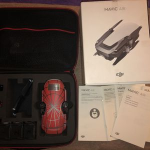DJI Mavic Air Drone Ultimate Combo for Sale in NEW PRT RCHY, FL