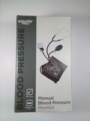 Manual blood pressure monitor for Sale in Toledo, OH