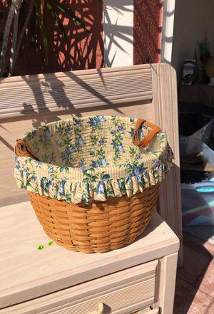 Longaberger big bushel basket for Sale in Cape Coral, FL