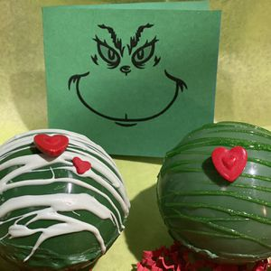 Hot Cocoa Bombs Grinch for Sale in Litchfield Park, AZ