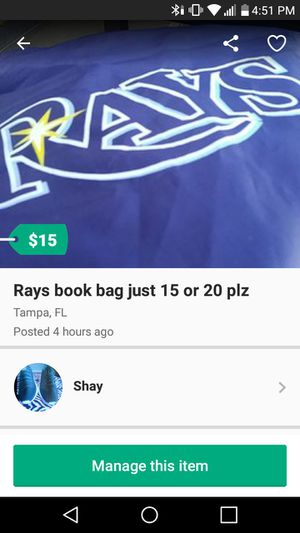 10 or 14 dollars for Sale in Tampa, FL