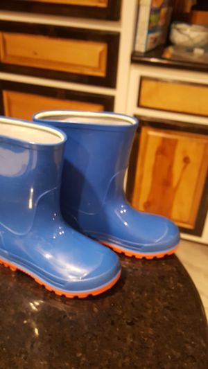 Kids rain boots for Sale in Spring, TX