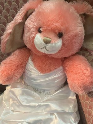 BAB Bunny in wedding dress and 2 dresses for Sale in Belton, MO