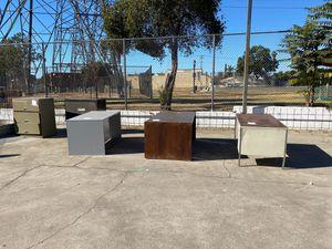 Free desk file cabinet for Sale in Monterey Park, CA