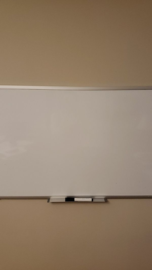 New White board table,36/ 24 inch
