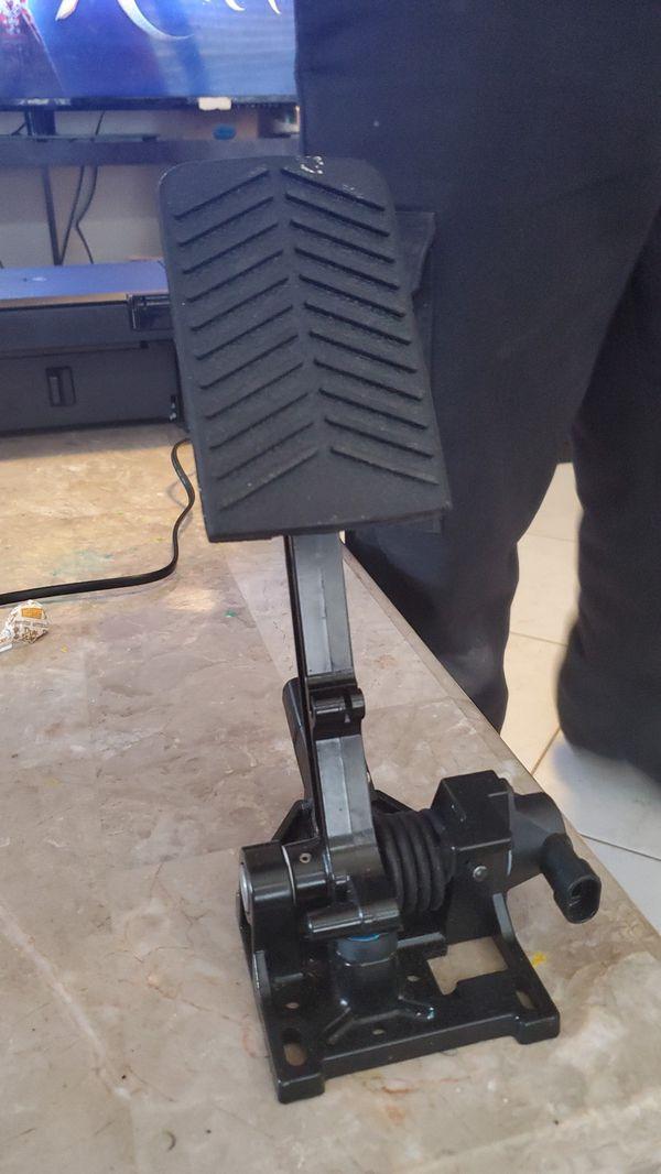 Golf cart pedal