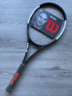 Wilson Pro Staff RF97 Autograph Roger Federer Signature L2 4 1/4 Tennis Racket for Sale in Arlington,  VA