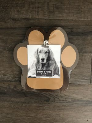 Dog picture frame for Sale in Los Angeles, CA