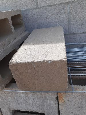 Have 7 of the blocks and 11 of the other size for Sale in Phoenix, AZ