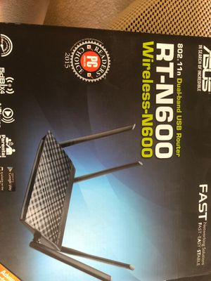 ASUS router for Sale in Orange, CA