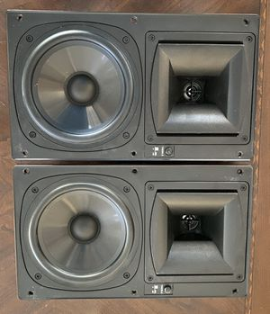 KLIPSCH SCW-2. In-wall Loud Speakers for Sale in Las Vegas, NV