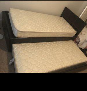 Twin mattress beds mattress including for Sale in Fairburn, GA