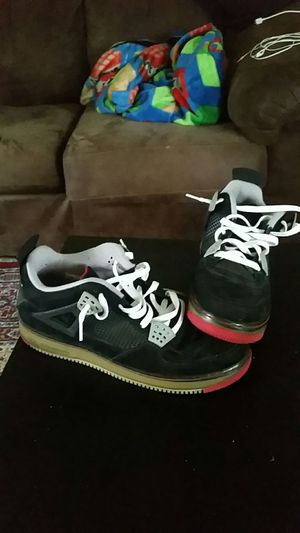 Air Jordan 4 Fusion AJF4 Air Force One | ALPHASTYLES size 13 for Sale in Portland, OR