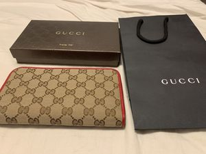 Brand new 100% authentic gucci wallet for Sale in Los Angeles, CA