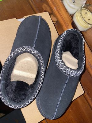 BRAND NEW ugg slippers and crocs for Sale in Freedom, PA