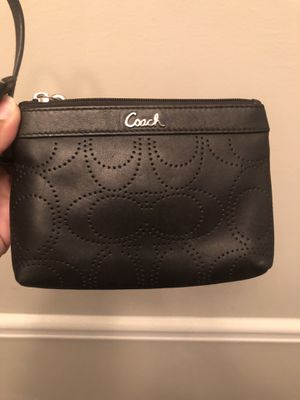 Authentic Coach Wrist wallet for Sale in Atlanta, GA