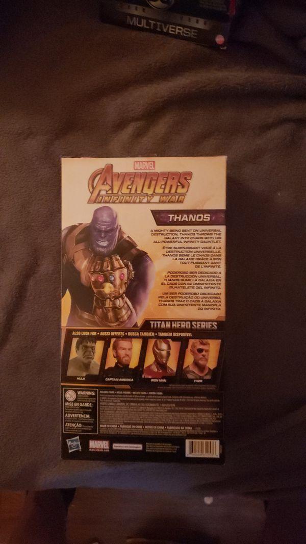 Titan hero series Thanos