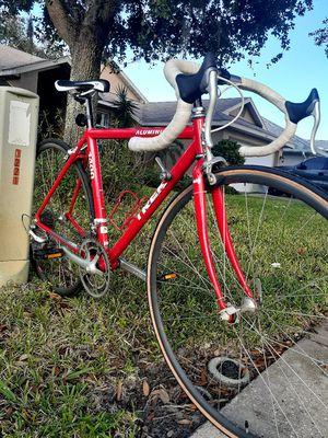 Trek road bike for Sale in Tarpon Springs, FL