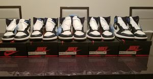 Jordan 1 obsidian ds with reciept for Sale in Miami Gardens, FL