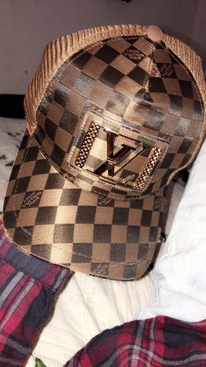 Real Louis Vuitton Hat for Sale in McHenry, IL