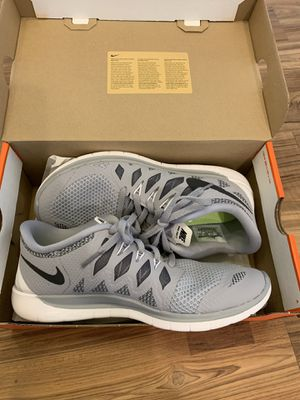 1233b787d8b1 Nike free 5.0 size 6y New in box gray for Sale in Lynnwood