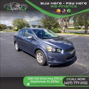 2013 Chevrolet Sonic LT 83.500 Milles for Sale in Kissimmee, FL