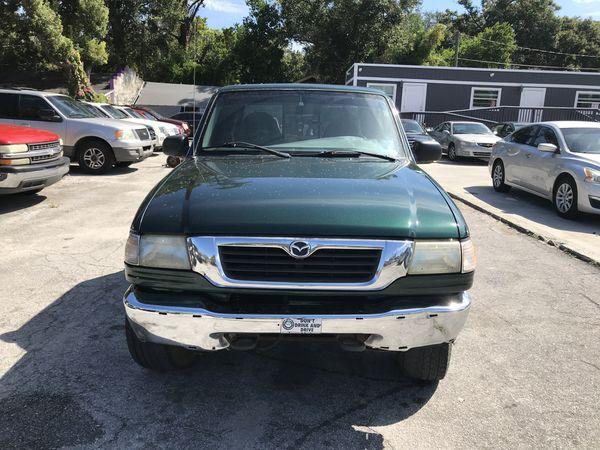 1999 Mazda B-Series