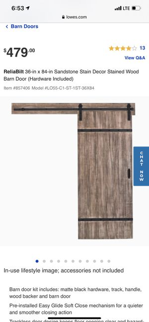 Barn Door for Sale in Stockton, CA