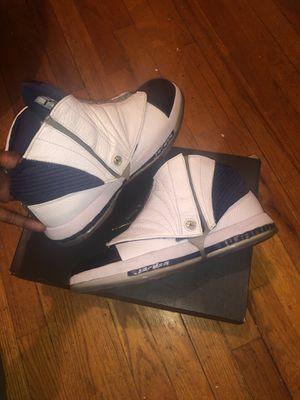 Jordan 16s retro 8.5 for Sale in New York, NY