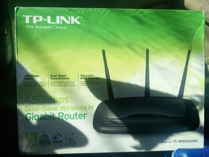 Wireless router for Sale in Roseville, CA