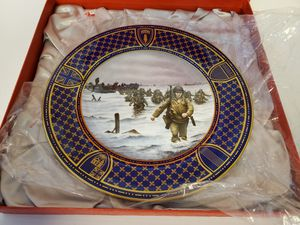 Spode Collectible D Day Plate for Sale in Clemmons, NC