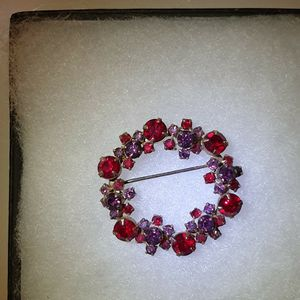 Christmas WREATH Pin Brooch for Sale in Windermere, FL