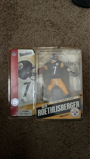 NFL Steelers action figure#7 Quarterbacks for Sale in Land O Lakes, FL